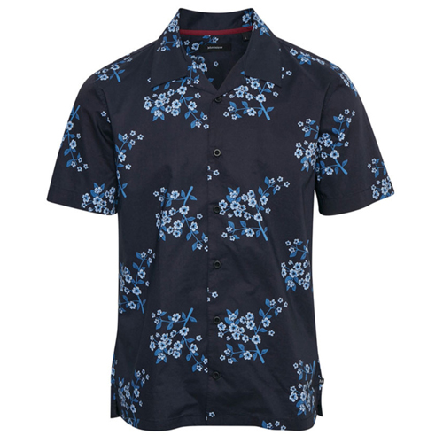 Kortärmad sommarskjorta herr Matinique