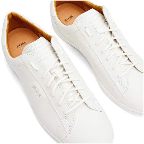 Hugo Boss vita sneakers herr