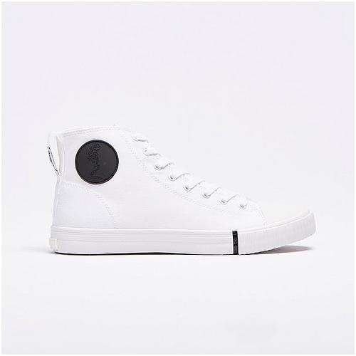 Höga vita sneakers Religion