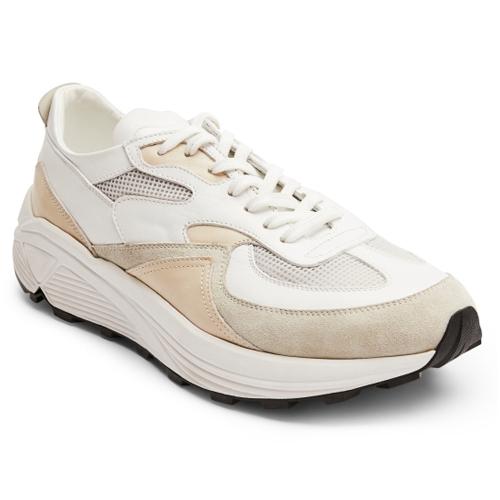 Stora vita sneakers herr Rizzo