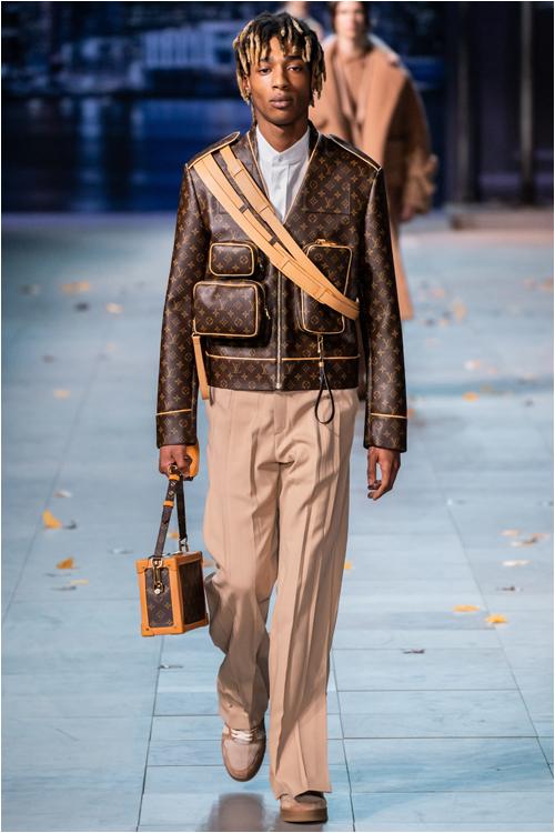 Midjeväska herr Louis Vuitton