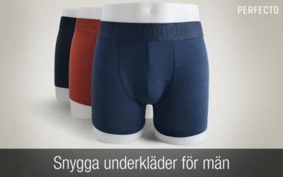 Snygga underkläder för män!