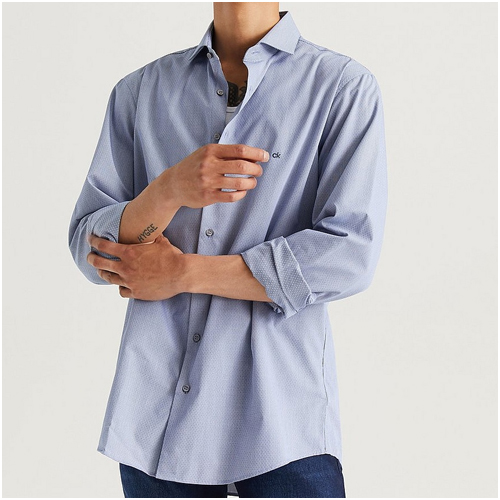Sommarskjorta Calvin Klein