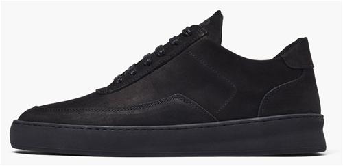 Svarta mockasneakers herr
