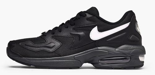 Nike Air Max Svarta Sneakers Herr