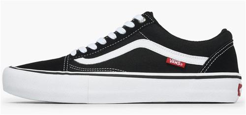 Vans Svarta Sneakers Herr