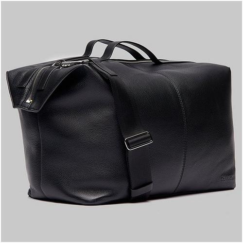 Calvin Klein weekendbag skinn