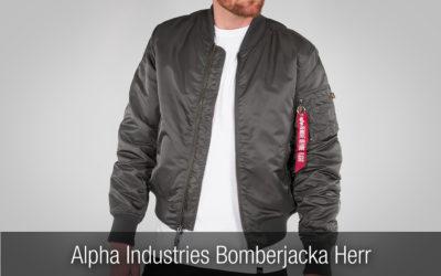 Alpha Industries bomberjacka herr. Episka bomberjackor.
