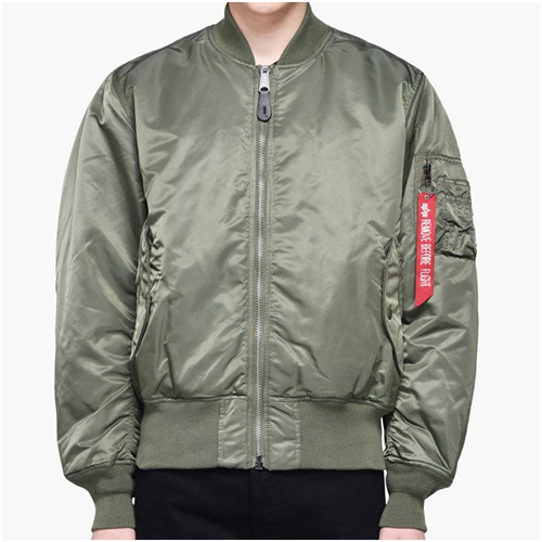 alpha industries bomberjacka herr