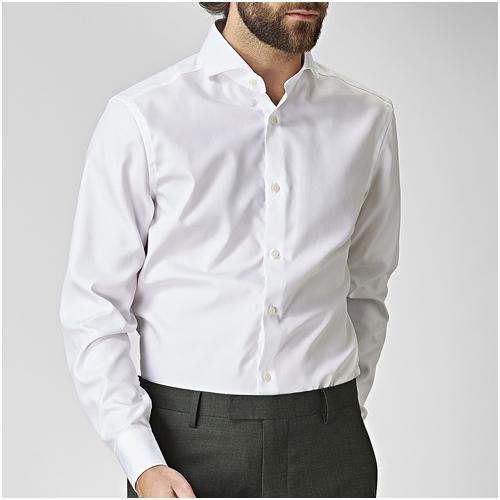 Skjorta vit herr