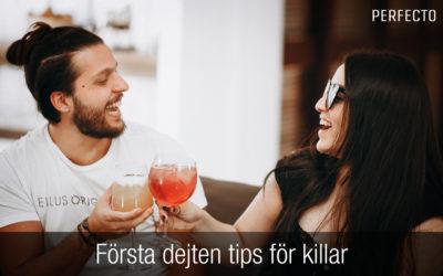 Första dejten tips för killar.