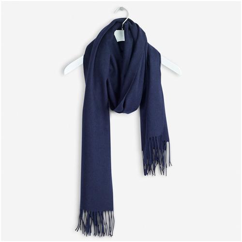 Filippa K Mörkblå halsduk herr