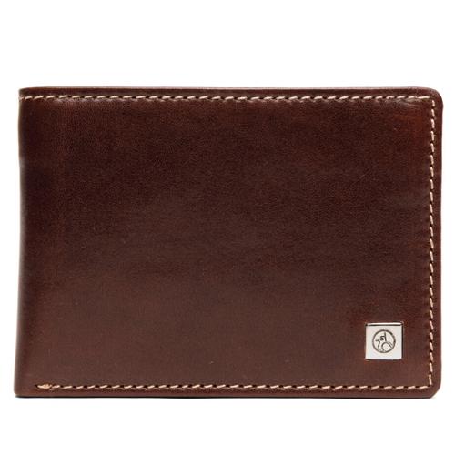 Plånbok herr brun Adax