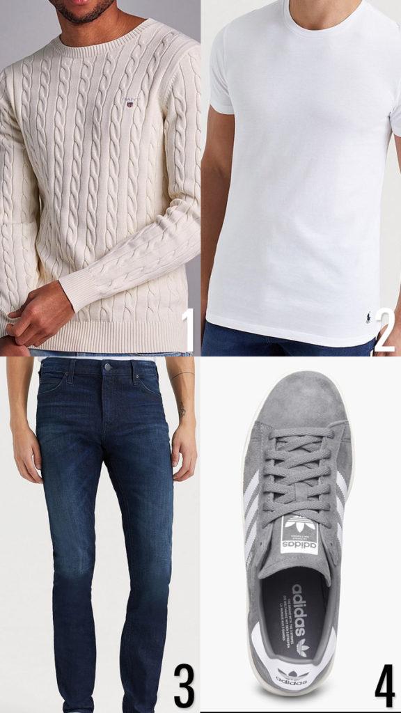 Outfit hemmadejt killar