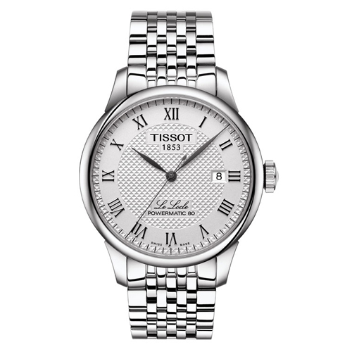 Herrklocka Tissot Le Locle Powermatic 80