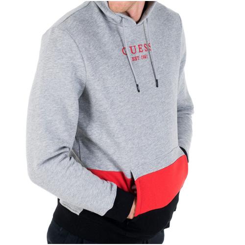 snygga hoodies herr Guess