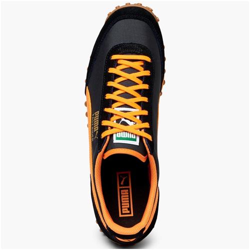 Puma svarta sneakers herr