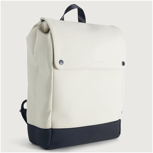 vit ryggsäck herr