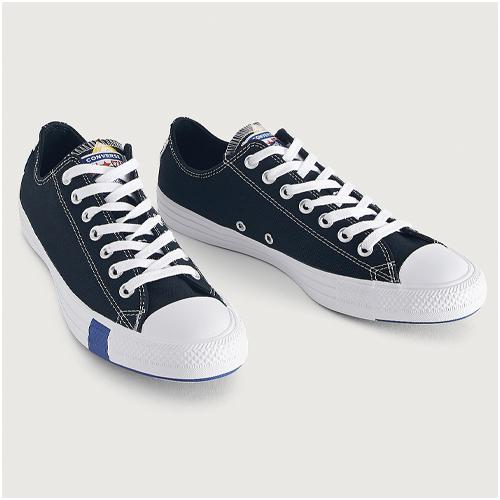 Converse Svarta Sneakers