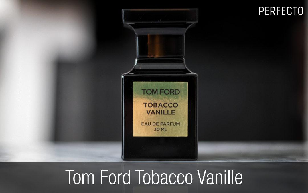 Tom Ford Tobacco Vanille Parfym Recension