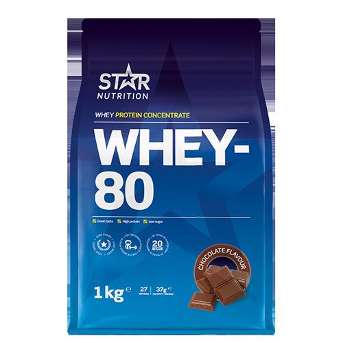 Whey 80 Star Nutrition