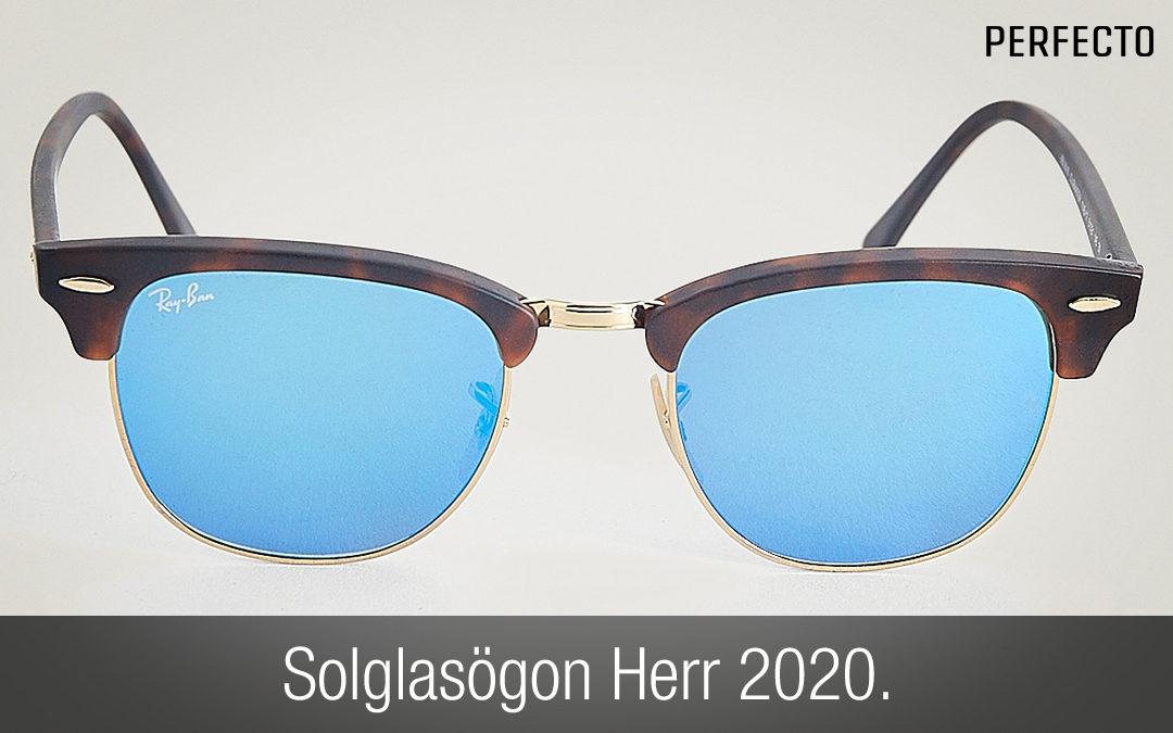Solglasögon herr 2020: snygga solglasögon som är ett måste i år!