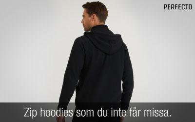 Zip Hoodies Herr 2020: En snygg hoodie som är ett måste i din garderob!