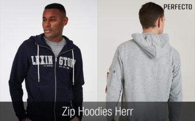 Zip Hoodies Herr: En snygg hoodie som är ett måste i din garderob!