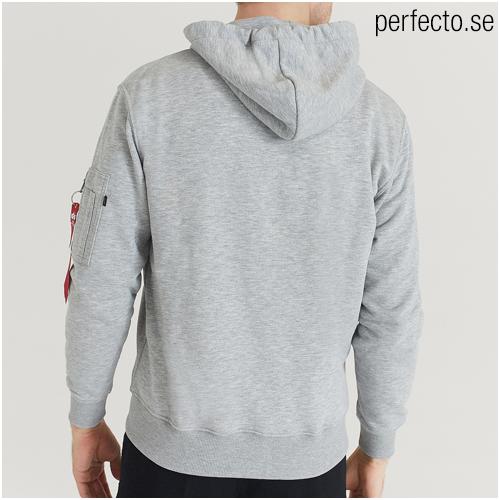 Zip hoodie herr Alpha Industries