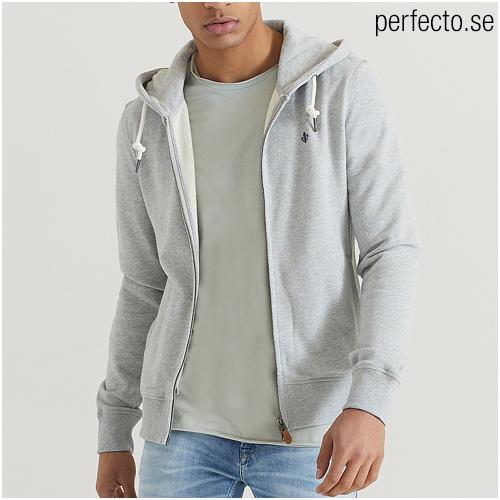 zip hoodie herr Morris