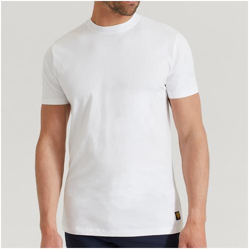 Bas t-shirt herr Tiger of Sweden vit