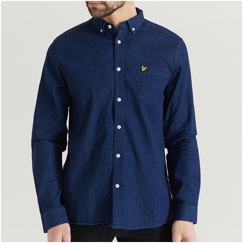 lyle and scott skjorta