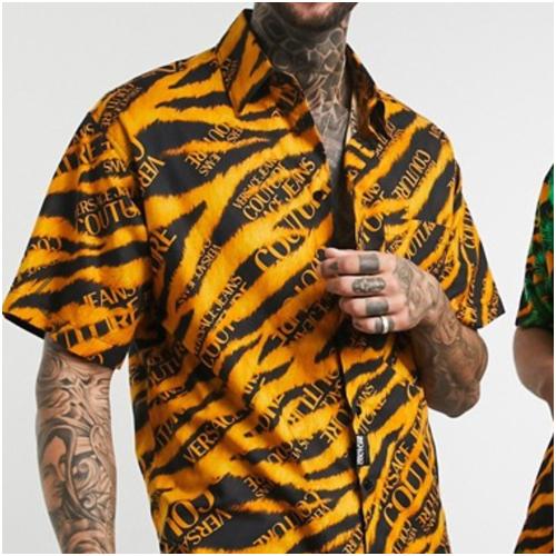 Versace Sommarskjorta herr