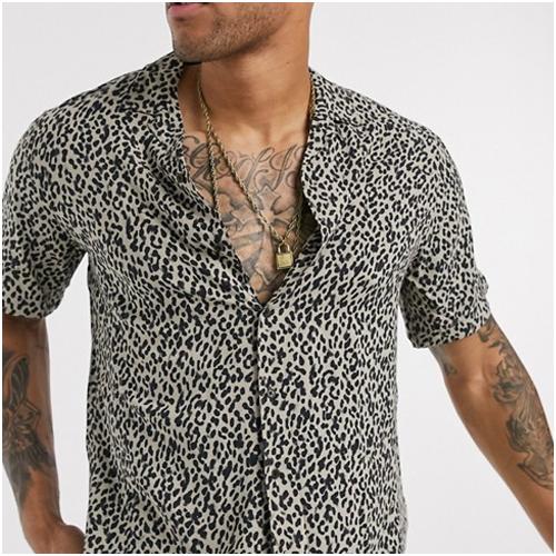 sommarskjorta Jack & Jones