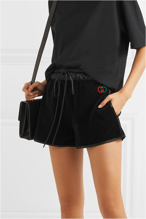 gucci shorts dam