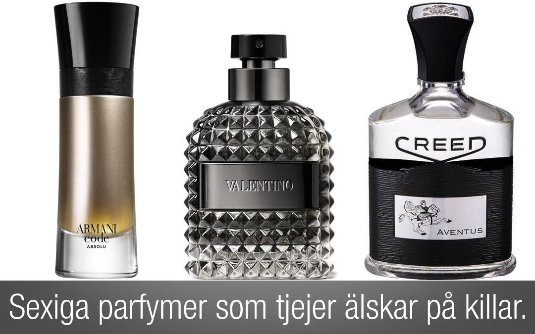 sexiga parfymer herr
