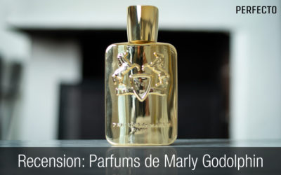 Recension: Parfums de Marly Godolphin. En lyxig herrparfym med läder.