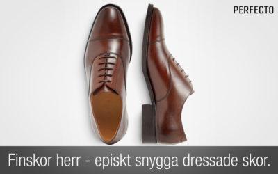 Finskor herr 2020 – en guide till episkt snygga dressade skor!