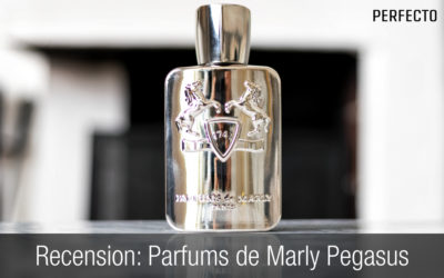 Recension: Parfums de Marly Pegasus. En episk herrparfym.
