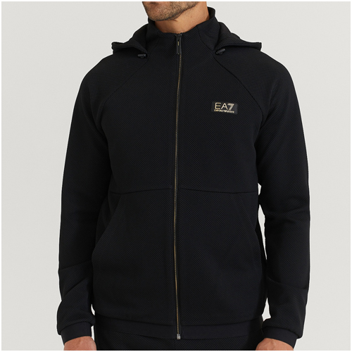 Zip hoodie herr Emporio Armani