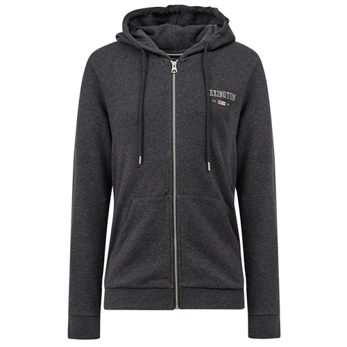 Lexington zip hoodie herr