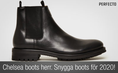 Chelsea boots herr – 8 riktigt snygga boots för 2020!