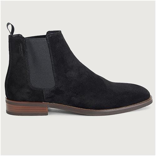 svarta chelsea boots herr