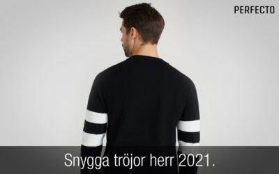 Snygga tröjor herr 2021. Listan på tröjor du INTE får missa!