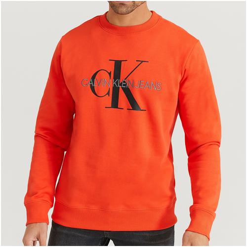 calvin klein röd tröja