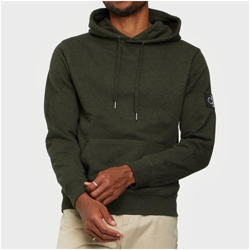 calvin klein hoodie herr