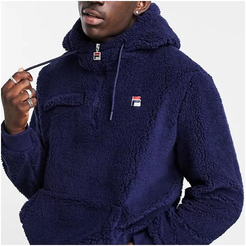 fila hoodie herr