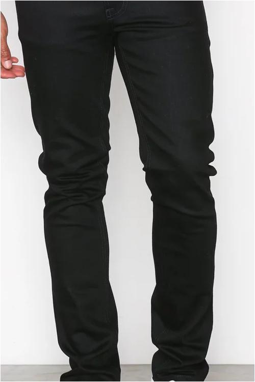 nyårsoutfit 1 - svarta jeans