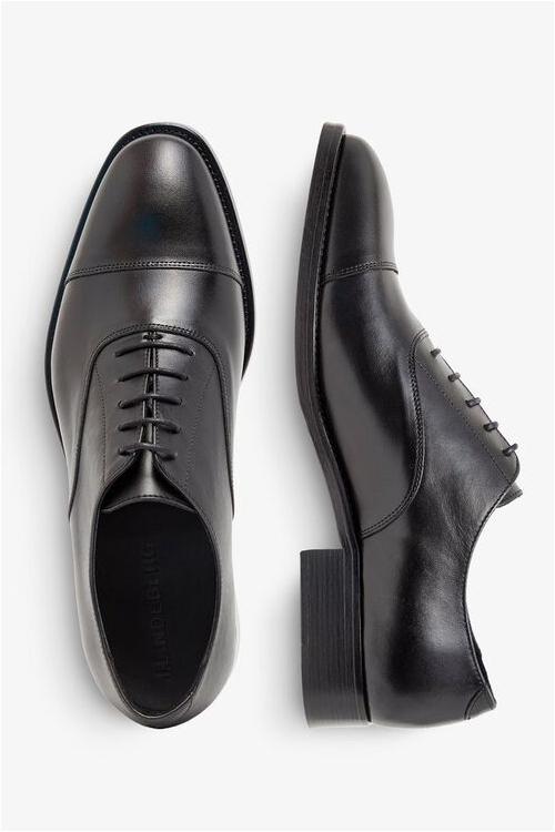 nyårskläder herr svarta skor