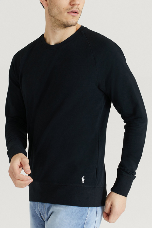 svart tröja herr